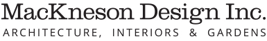 MacKneson Design Inc. Logo